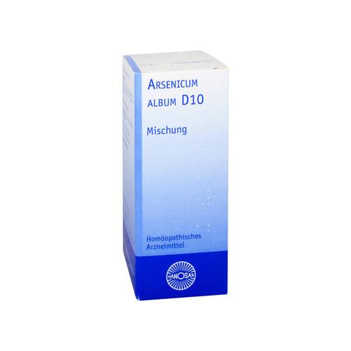 Arsenicum album D 10 Dilution - 1