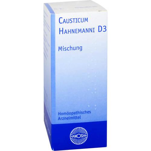 Causticum Hahnemanni D 3 Dilution - 1