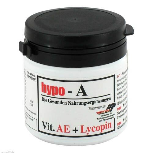 Hypo A Vitamin A + E + Lycopin Kapseln - 1