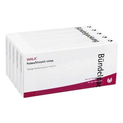 Pulmo / Vivianit comp. Ampullen - 1