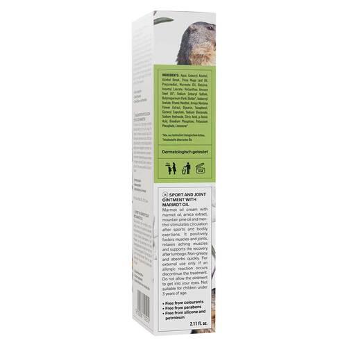 Murmelin Emulsion Arlberger - 2
