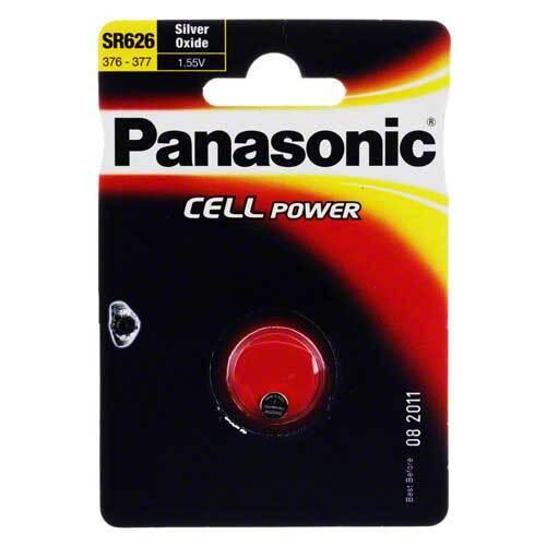 Batterien Knopfzelle SR 626 - 1
