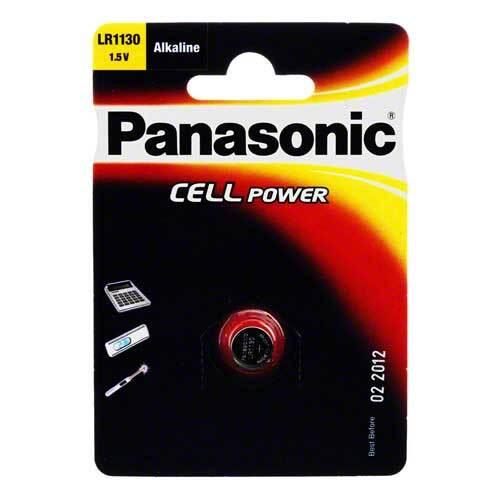 Batterien Knopfzelle LR 1130 - 1