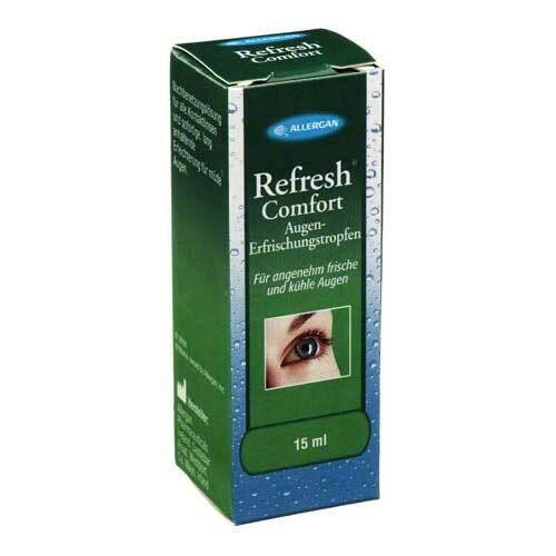 Refresh Comfort Augen-Erfrischungstropfen - 1