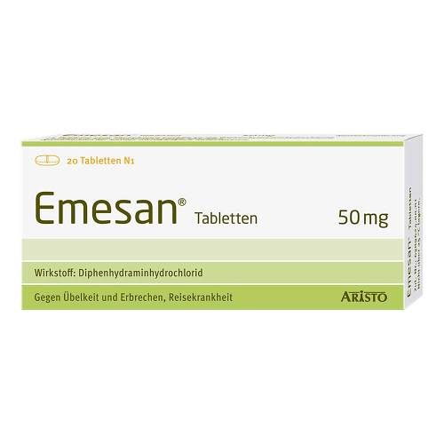 Emesan Tabletten - 1