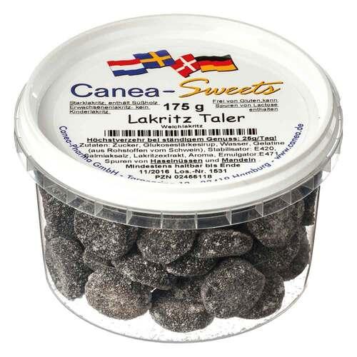 Lakritz Taler Weichlakritz - 1