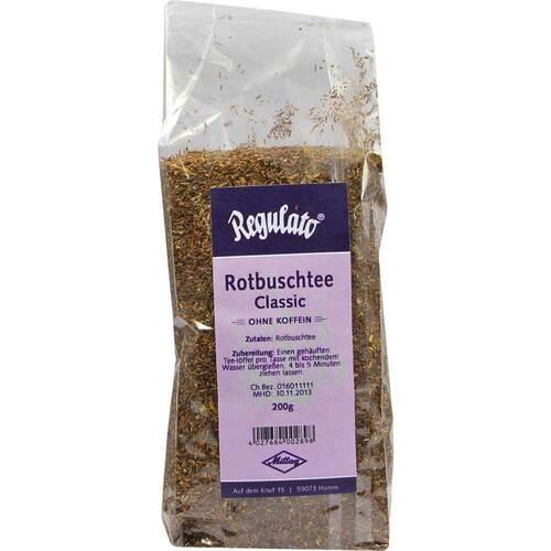Rotbusch Tee natur - 1