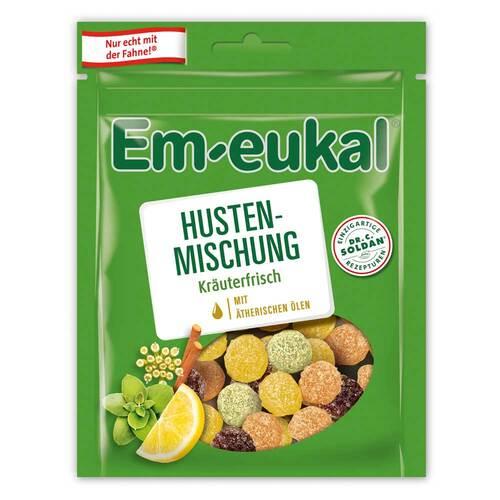 EM Eukal Gummidrops Hustenmischung zuckerhaltig - 1