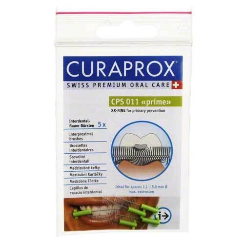Curaprox Cps 011 Interdental xx fine grün - 1