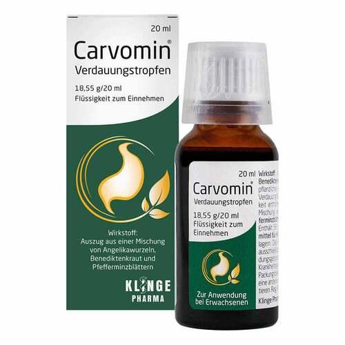Carvomin Verdauungstropfen - 1