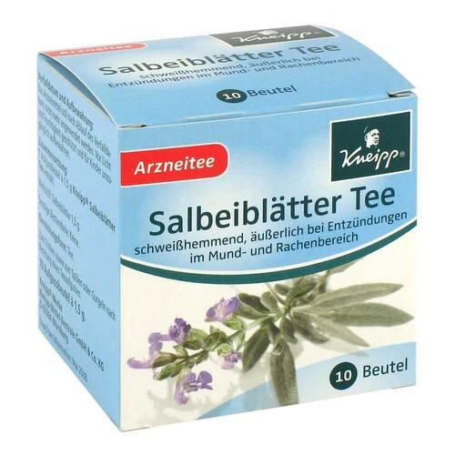 Kneipp Tee Salbeiblätter Beutel - 1