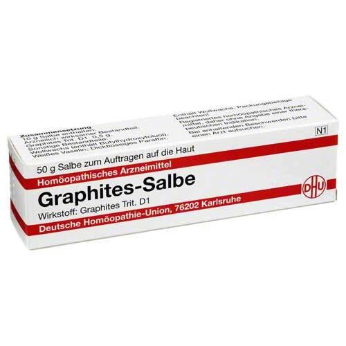 Graphites Salbe - 1
