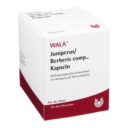 Juniperus / Berberis comp. Kap - 1