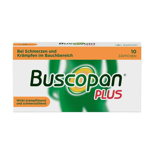 PZN 02483669 Suppositorien, 10 St