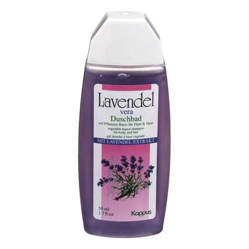 Kappus Lavendel Vera Pflanzenölduschbad - 1