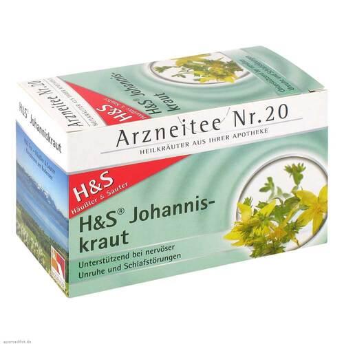 H&S Johanniskraut Filterbeutel - 2