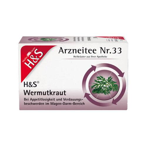 H&S Wermutkraut Filterbeutel - 1