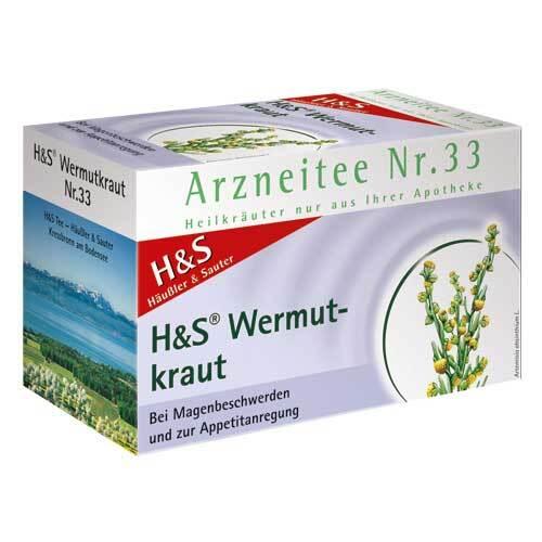 H&S Wermutkraut Filterbeutel - 2