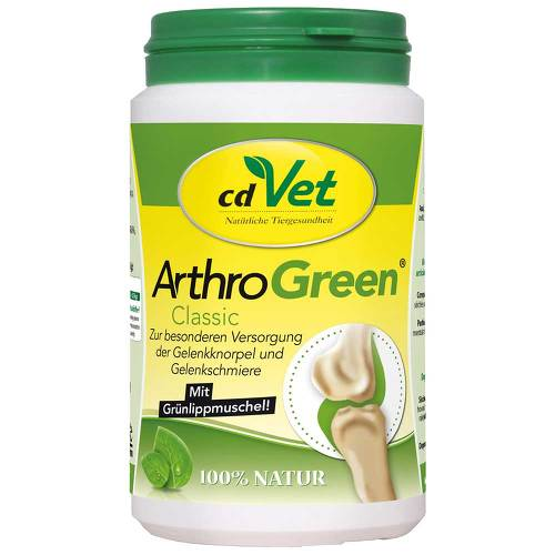 Arthrogreen Futterergänzung vet. (für Tiere) - 1