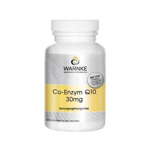 Q10 30 mg Tabletten - 1