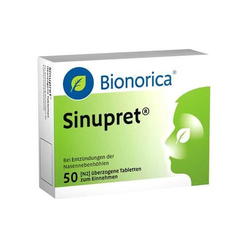 Sinupret überzogene Tabletten - 1