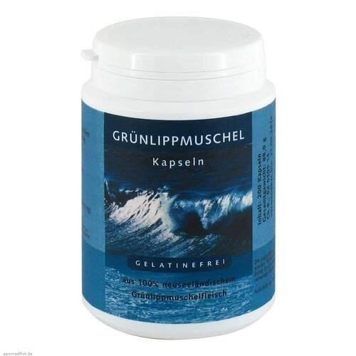 Grünlipp Muschel Kapseln - 1