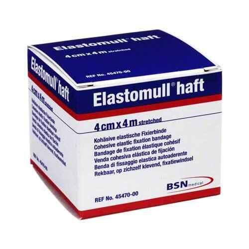 Elastomull haft 4mx4cm 45470 - 1