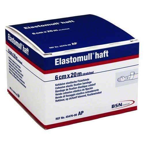 Elastomull haft 20mx6cm 4547 - 1