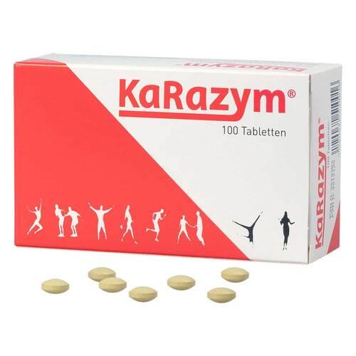 Karazym magensaftresistente Tabletten - 1