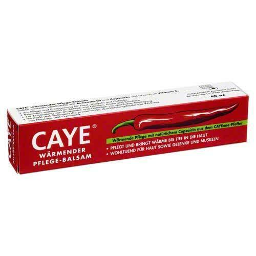 Caye wärmender Pflegebalsam - 1