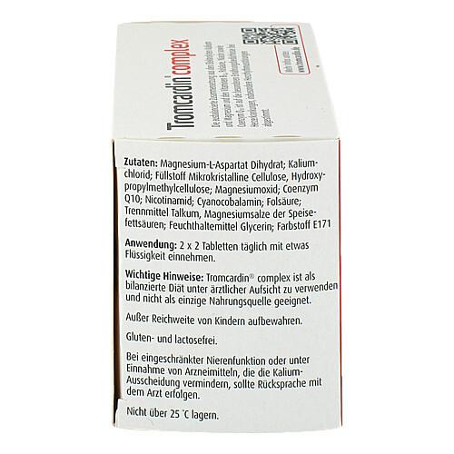 Tromcardin complex Tabletten - 3