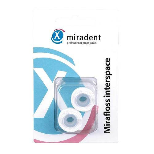 Miradent Zahnseide Refill Mirafloss Interspace - 1