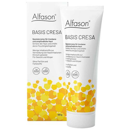 Alfason Basis Cresa Creme - 1
