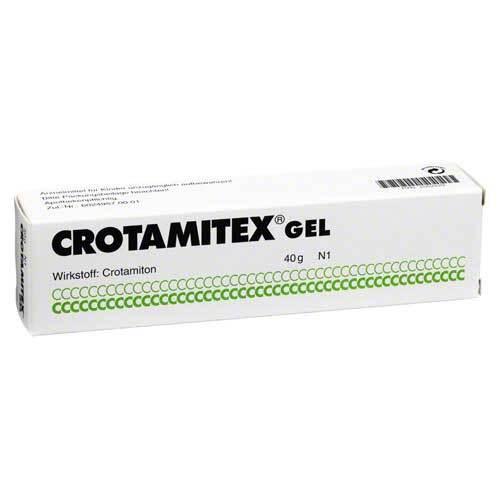 Crotamitex Gel - 1