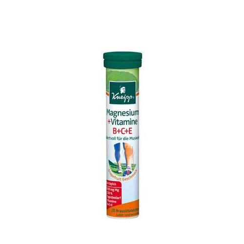 Kneipp Magnesium + Vitamine Brausetabletten - 1