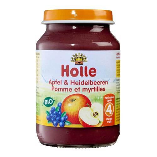 Holle Apfel & Heidelbeere - 1