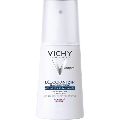 Vichy Deo-Spray 24h mit fruchtig-frischem Duft - 1