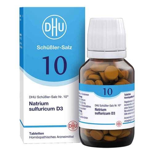 Biochemie DHU 10 Natrium sulfuricum D 3 Tabletten - 1