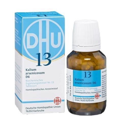 Biochemie DHU 13 Kalium arsenicosum D 6 Tabletten - 1
