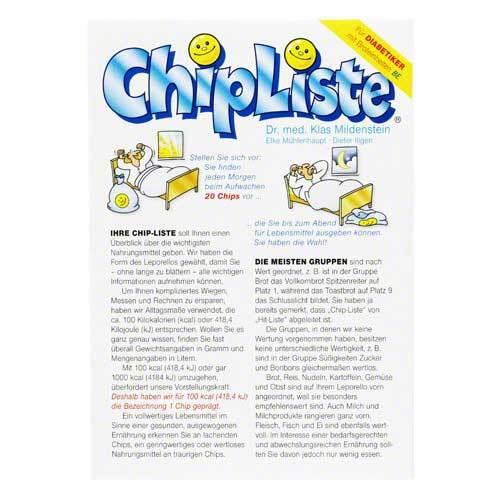 Chipliste Leporello - 1