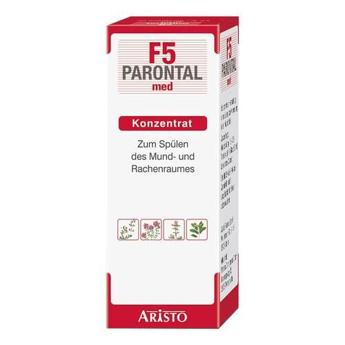 Parontal F5 med. Konzentrat - 1