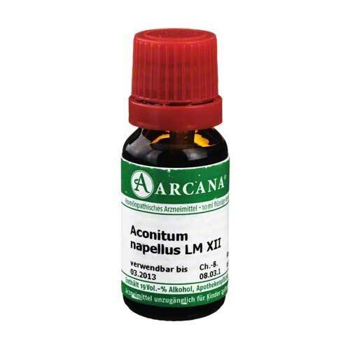 Aconitum Arcana LM 12 Dilution - 1