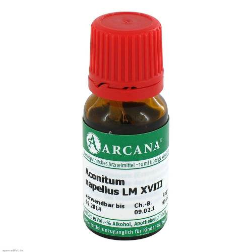 Aconitum Arcana LM 18 Dilution - 1