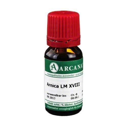 Arnica Arcana LM 18 Dilution - 1