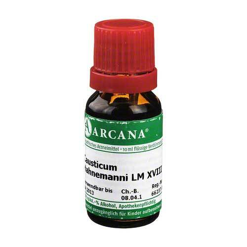 causticum Arcana LM 18 Dilution - 1