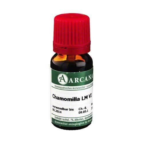 Chamomilla Arcana LM 6 Dilution - 1