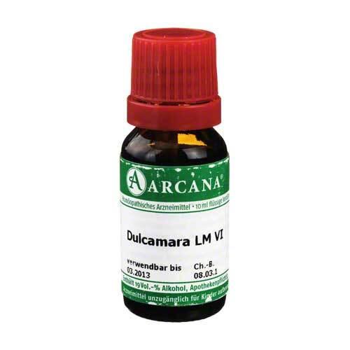 Dulcamara Arcana LM 6 Dilution - 1
