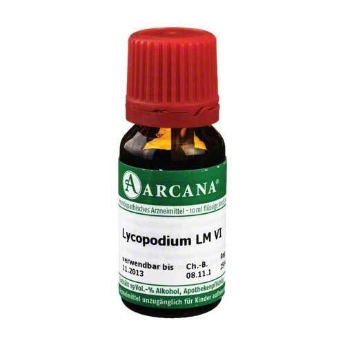 Lycopodium Arcana LM 6 Dilution - 1