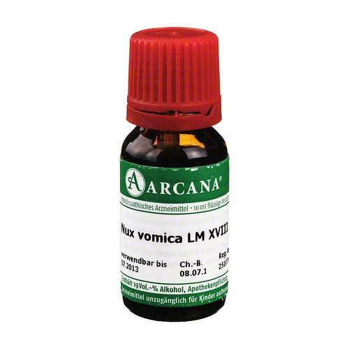 Nux vomica Arcana LM 18 Dilution - 1