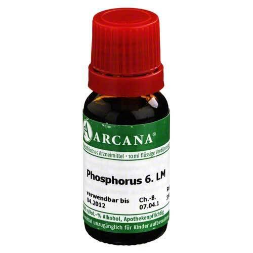 Phosphorus Arcana LM 6 Dilution - 1